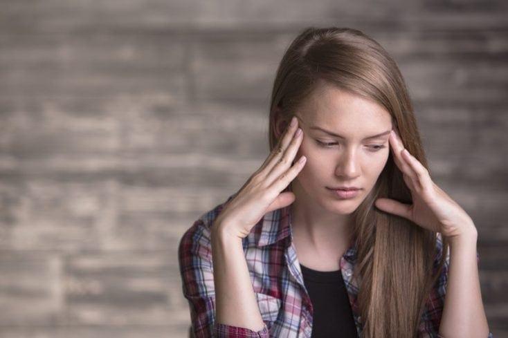 Pessoa negativa autoestima ansiedade