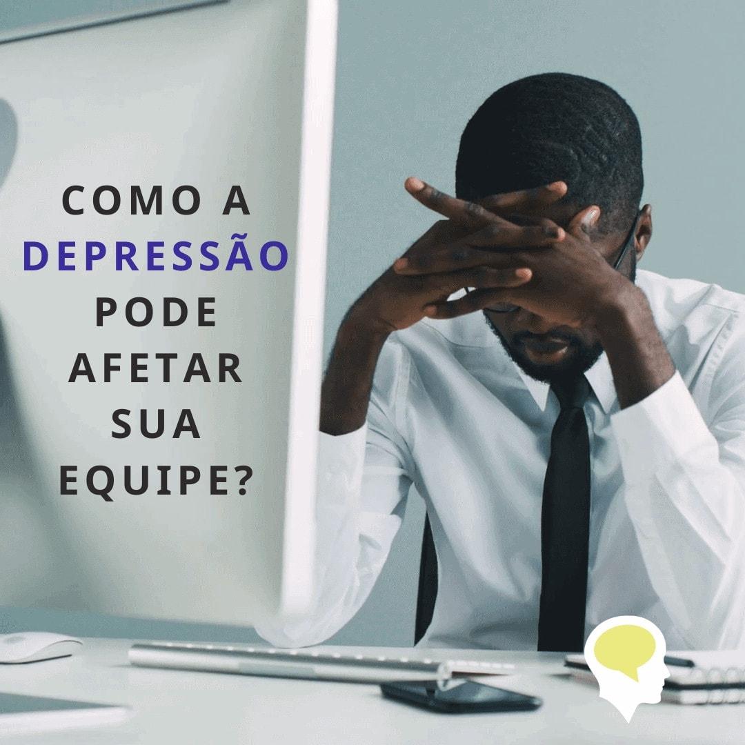 Depressão no ambiente de trabalho